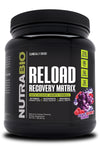 nutrabio Reload Recovery Matrix Grape Berry Crush