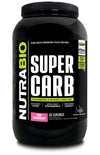 Nutrabio Super Carb Kiwi Strawberry