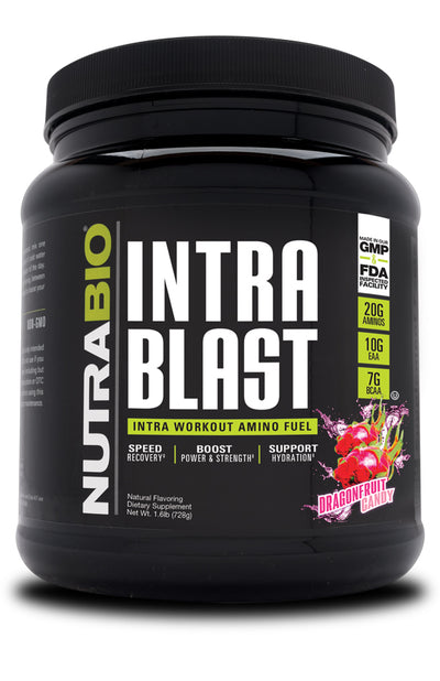 Nutrabio Intra Blast Dragon Fruit Candy