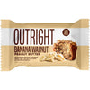 MTS Outright Banana Walnut Peanut Butter Bar