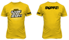 MAN Sports Game Day T-Shirt Yellow
