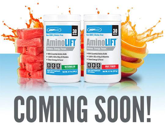 Amino Lift Coming Soon