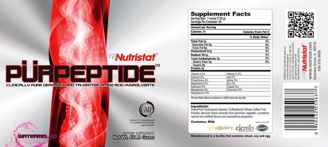 purpeptide 60 servings nutrition