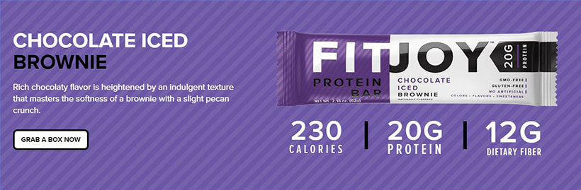 fitjoy brownie header