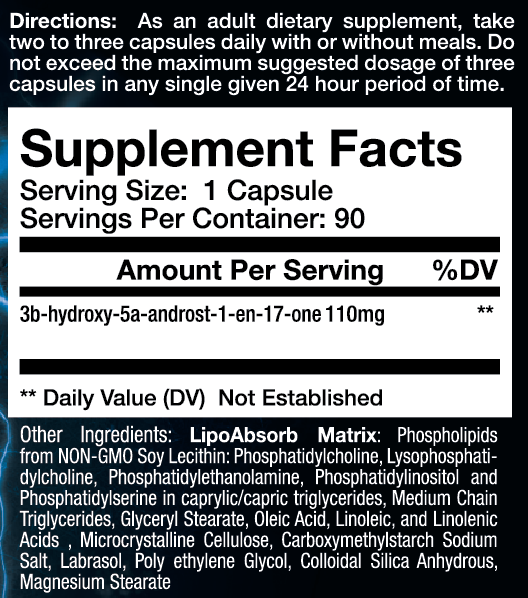 sup3r-1 elite supplement facts