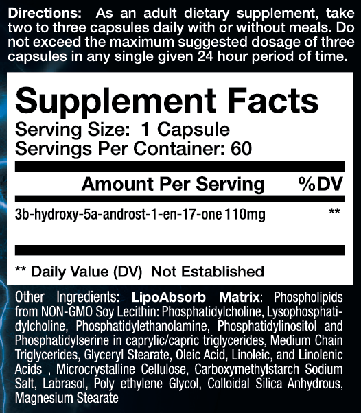 sup3r-1 supplement facts