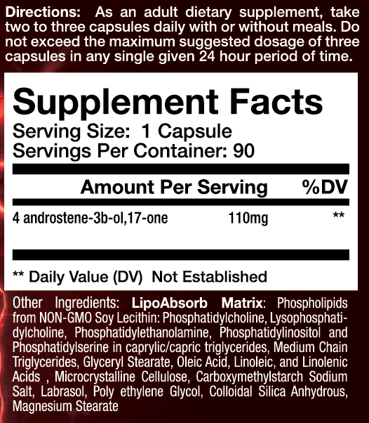 sup3r 4 elite supplement facts
