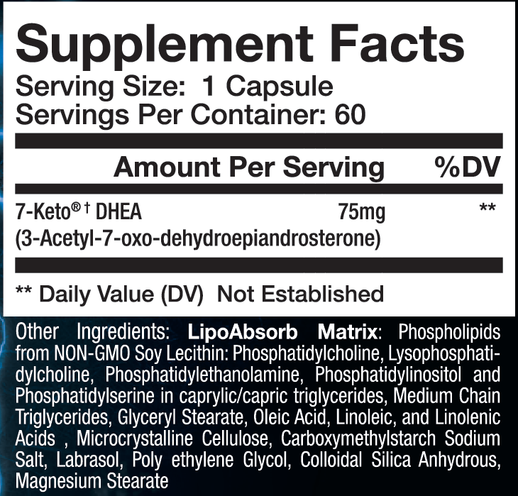 sup3r 7 supplement facts