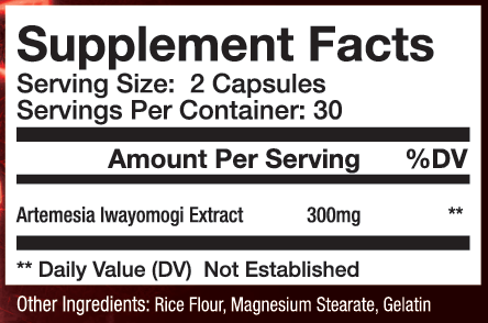 sup3r shred supplement facts