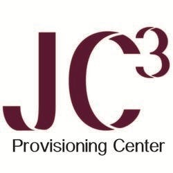 JC3 Provisioning Center Logo