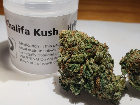 Khalifa Kush Strain Review
