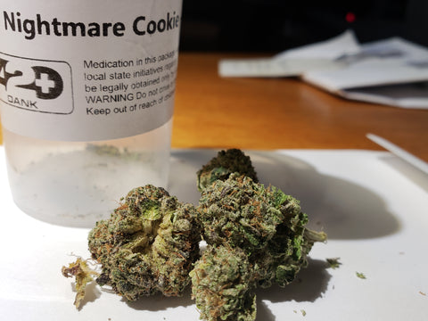 Nightmare Cookies Strain Review 420 Dank