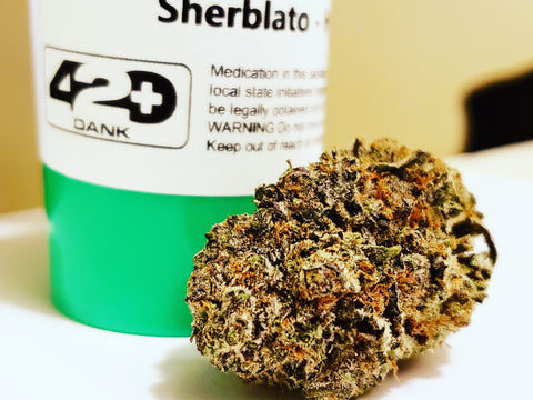 Sherblato Strain Review – Canna Dave