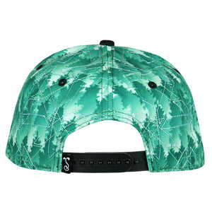 Laser Forest v2 Snapback by Grassroots California
