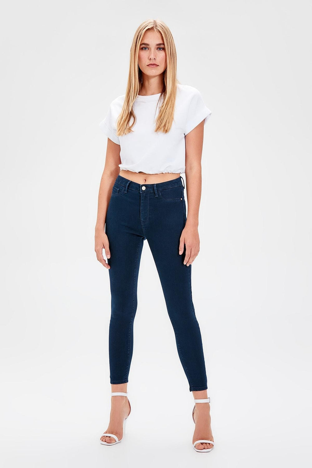Miss Zut Miss Zut Indigo Normal Waist Jegging Jeans Miss Zut &CO