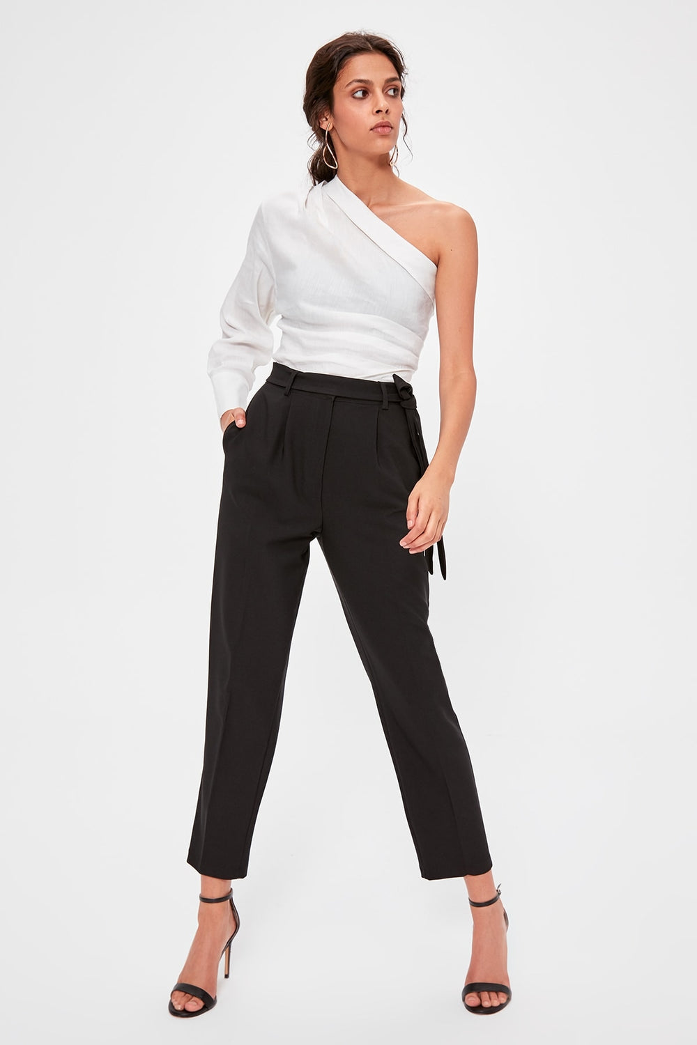 Miss Zut Miss Zut Black Carrot Pants Miss Zut &CO