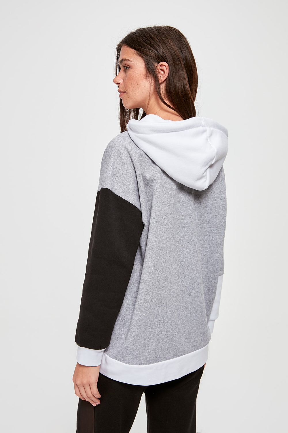 Miss Zut Miss Zut With Color Block Knitted Sweatshirt Miss Zut &CO