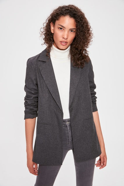Miss Zut Miss Zut Pocket Detail Jacket Miss Zut &CO