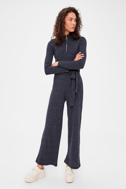 Miss Zut Miss Zut Ribbed Knit Pants Miss Zut &CO