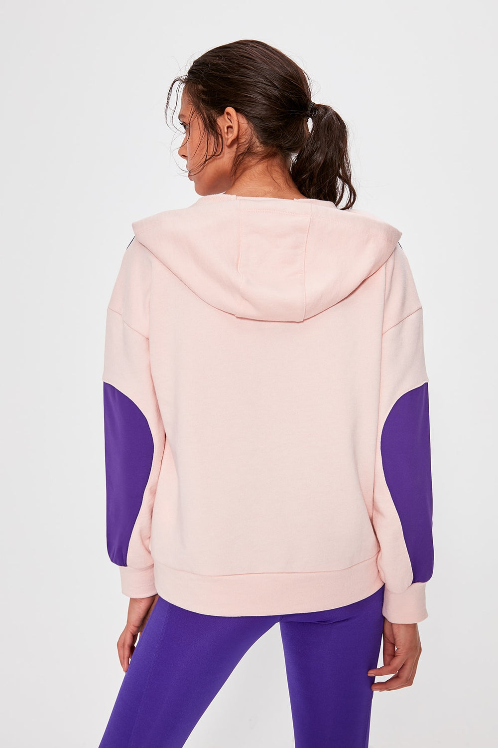 Miss Zut Miss Zut With Color Block Sports Sweatshirt Miss Zut &CO