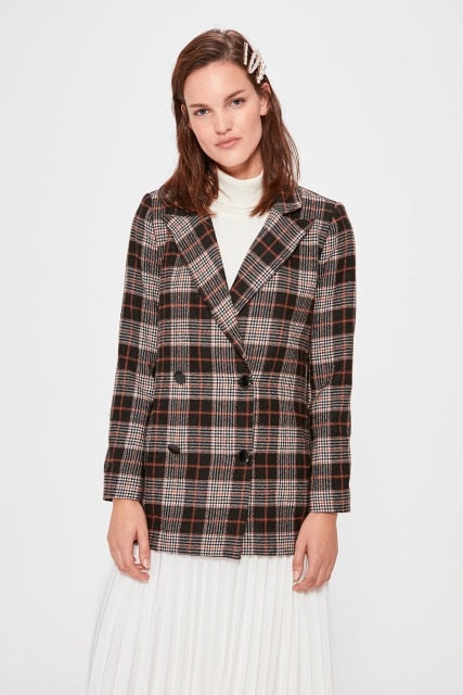 Miss Zut Miss Zut Button Detail Jacket Miss Zut &CO