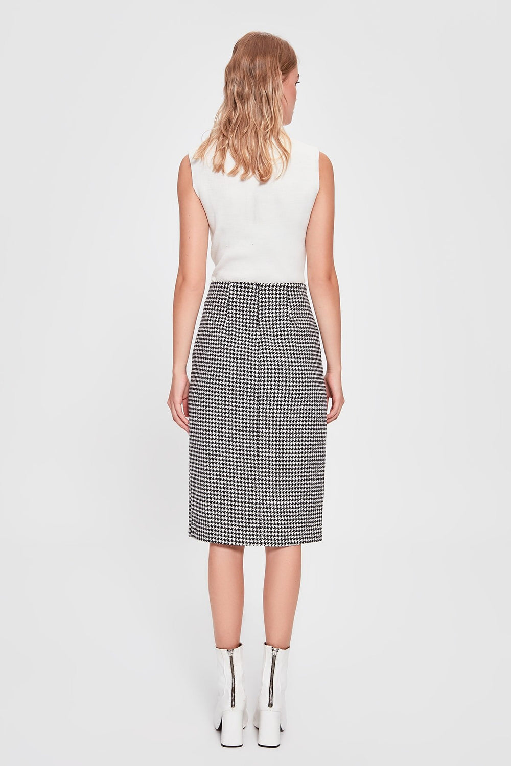Miss Zut Miss Zut Patterned Skirt Miss Zut &CO