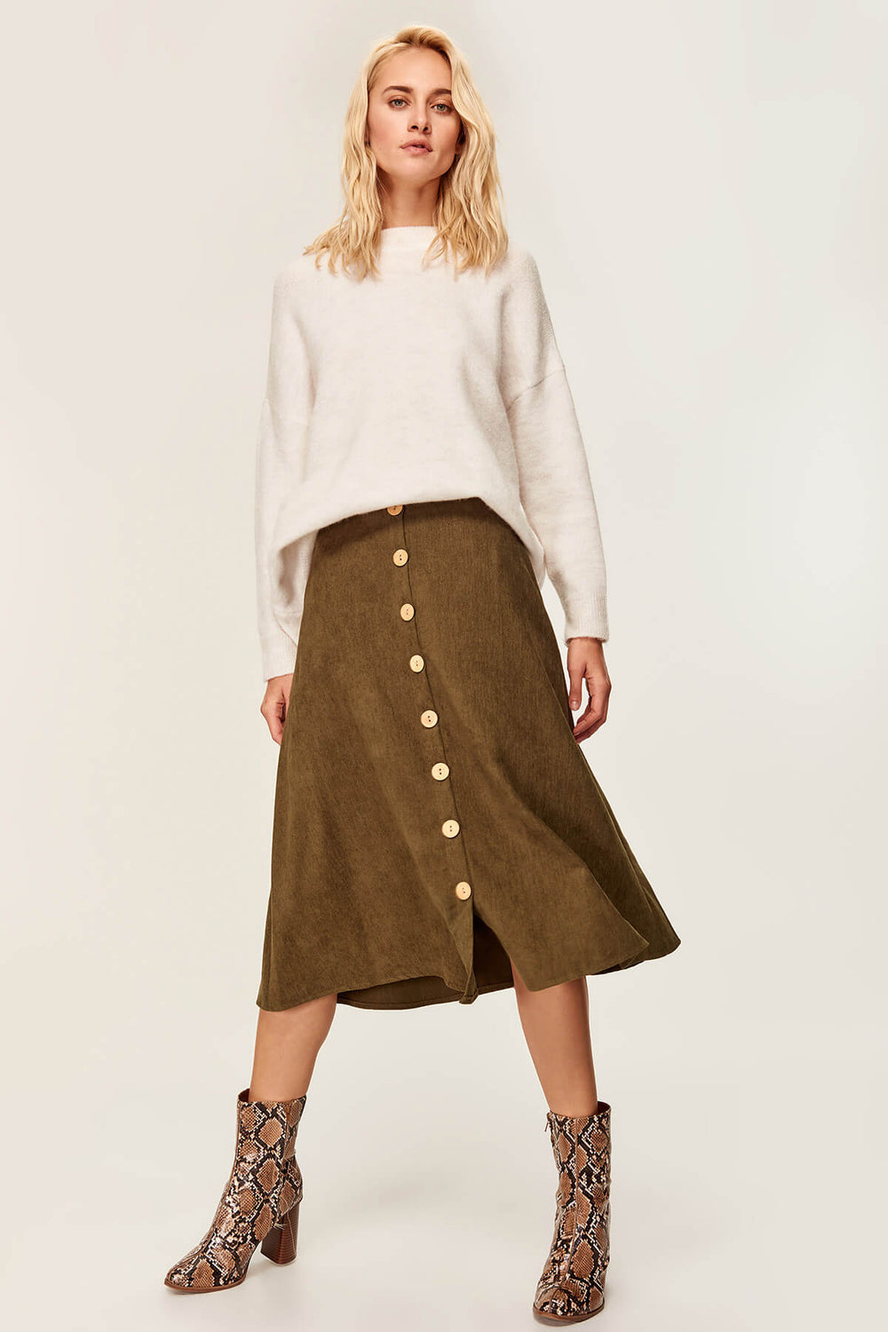 Miss Zut Miss Zut falda detalle Skirt Miss Zut &CO