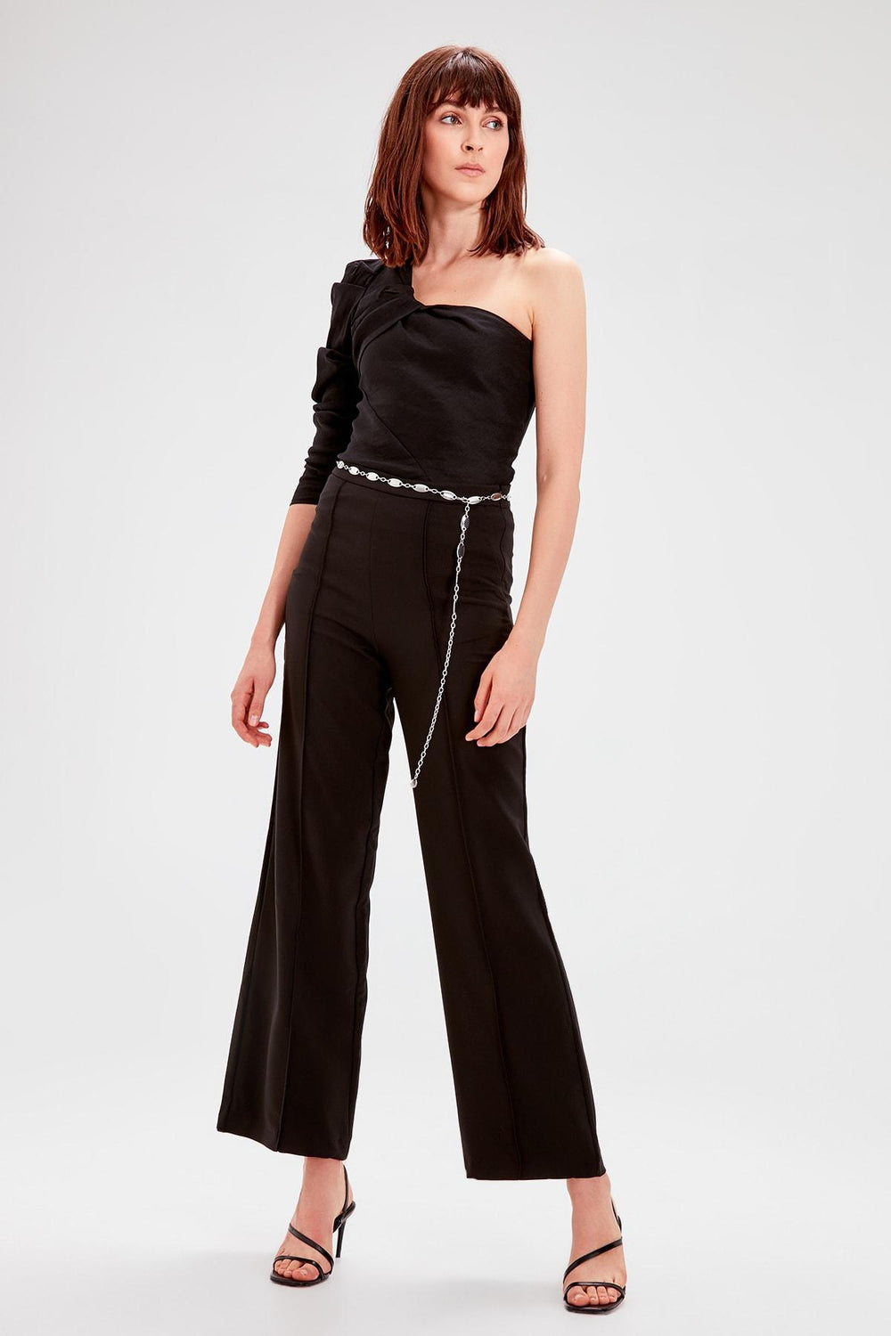 Miss Zut Miss Zut Black Basic Pants Miss Zut &CO
