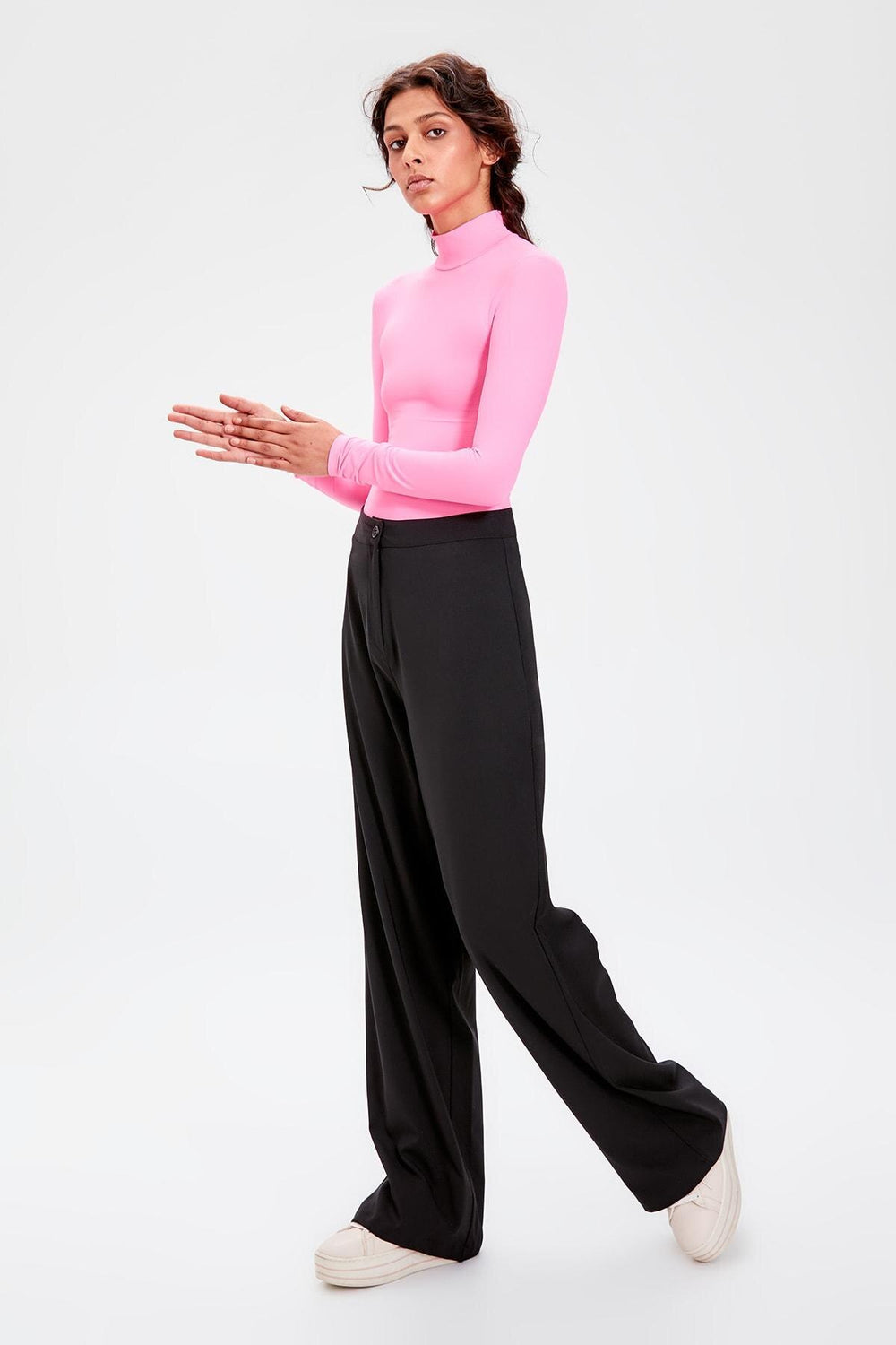 Miss Zut Miss Zut Black Flare Pants Miss Zut &CO