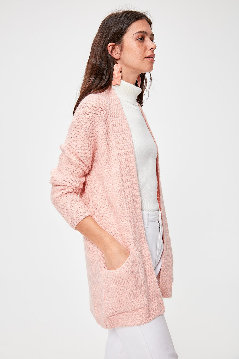 Miss Zut Miss Zut Pocket Sweater Cardigan Miss Zut &CO