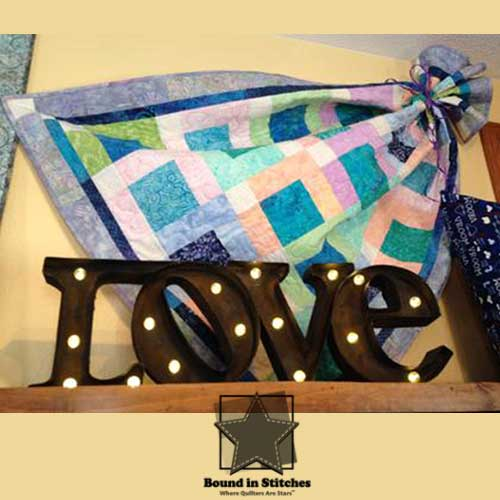Love Quilts  |  Bound in Stitches