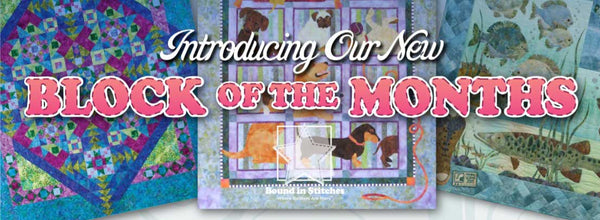 Bound in Stitches - Your Block of the Month Store!