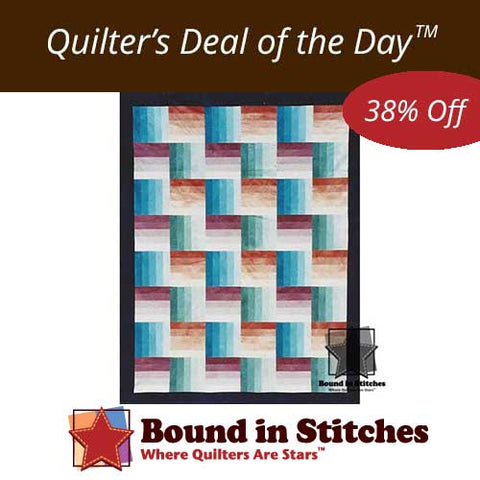 Peter's Quilt by Michelle Johnson of Recipe Quilts™