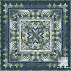 Lakeside Block of the Month Program at Bound in Stitches.  Your Block of the Month Store!