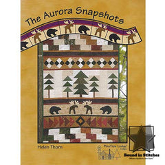 The Aurora Snapshots by Helen Thorn of PineTree Lodge Designs