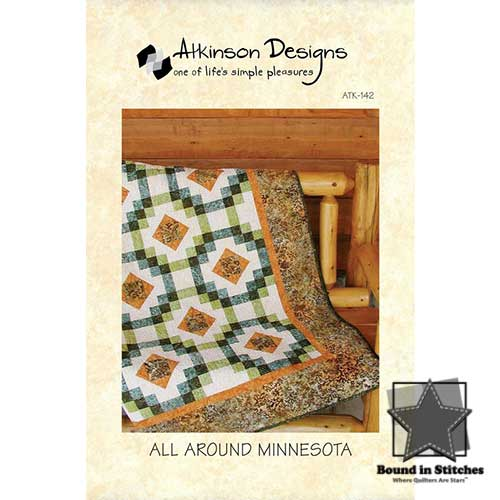 All Around Minnesota by Atkinson Designs