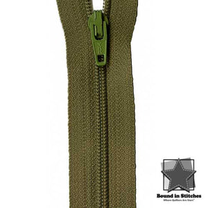 "Mossy 14"" Zipper by YKK  