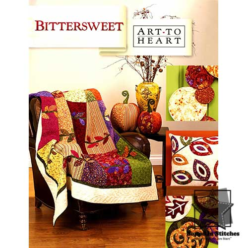 Bittersweet by Art to Heart | Bound in Stitches