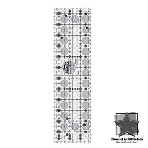 Creative Grids Quick Trim Ruler 3-1/2