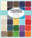 Concrete Charm Pack by Moda  |  Bound in Stitches