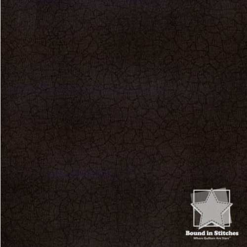 Crackle 5746-61 Black by Moda Fabrics