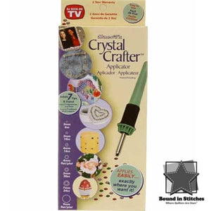 Crystal Crafter Hotfix Rhinestone Applicator by Kandi Corp