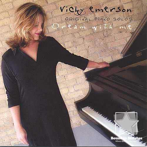 Vicky Emerson - Dream With Me - Original Piano Solos