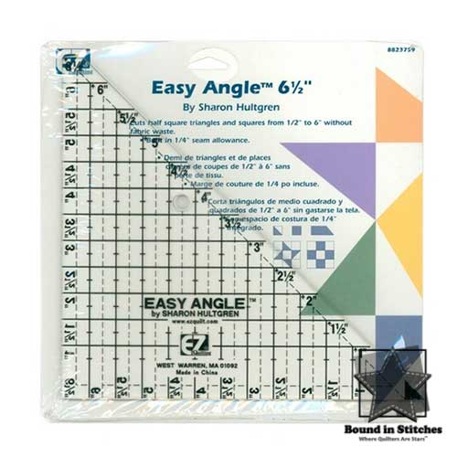 "Easy Angle™ - 6-1/2"" by Sharon Hultgren  