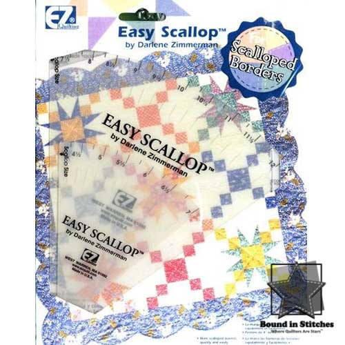 Easy Scallop™ by Darlene Zimmerman  |  Bound in Stitches