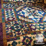 Gemstone Quilt Kit - Queen Size by Toni Steere & Jenny Foltz