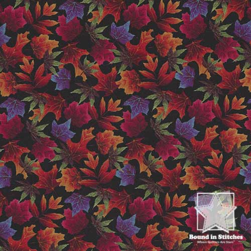 Hoffman The Colors of Fall B507-160 Spice