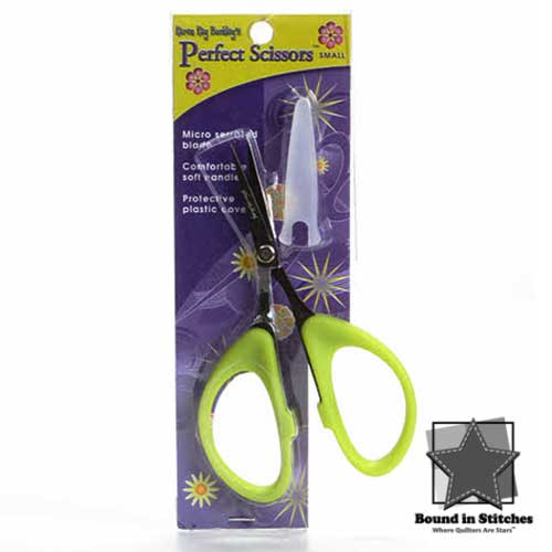 "Perfect Scissors 4"" by Karen Kay Buckley"