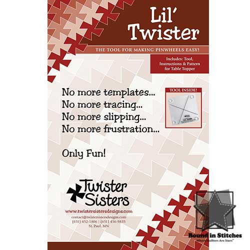Lil' Twister Tool by Twister Sisters  |  Bound in Stitches