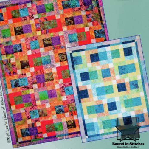 A Quick Delivery by Bean Counter Quilts  |  Bound in Stitches
